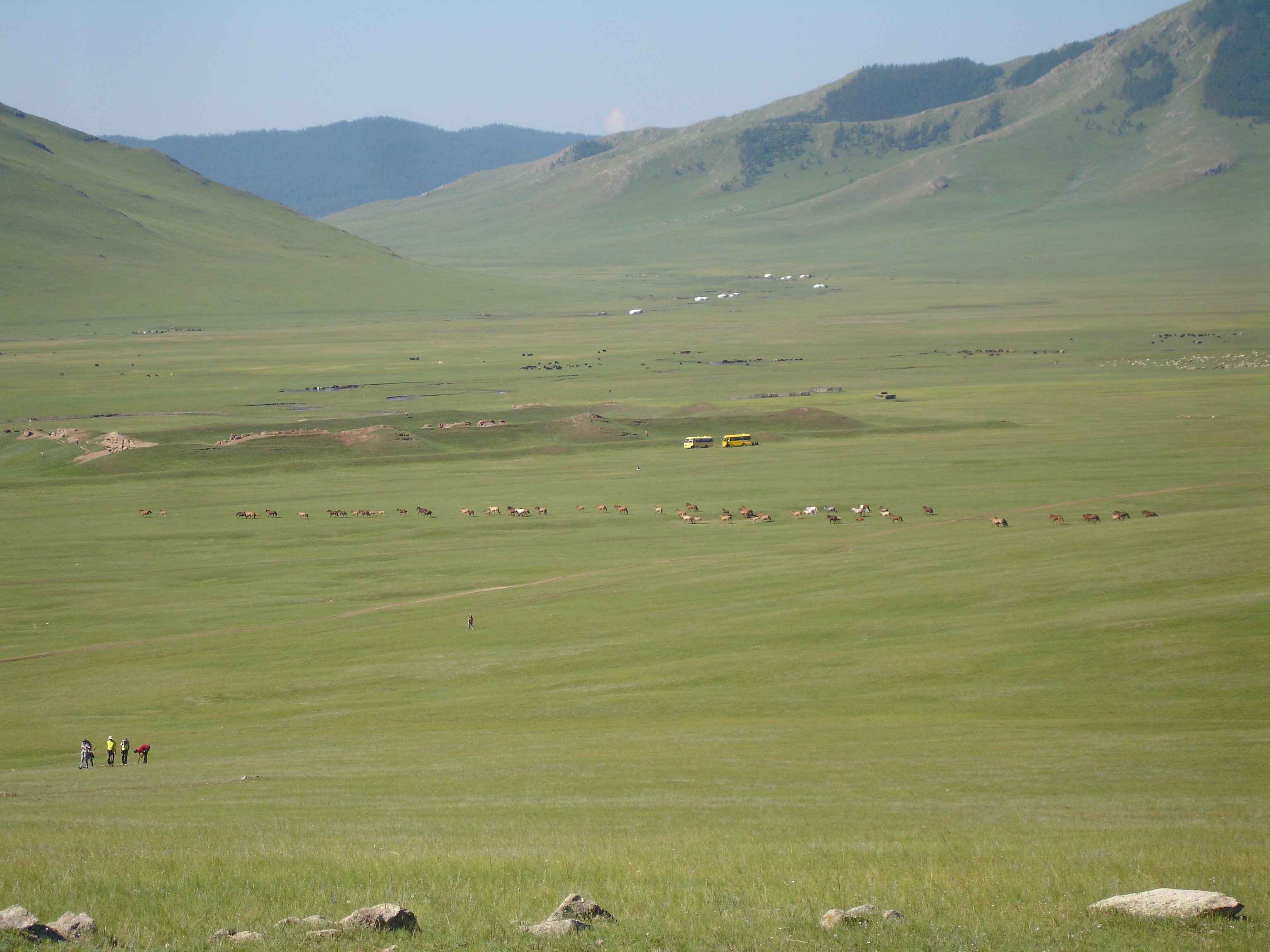 MONGOLIA – BACK FROM TOUR